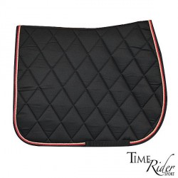 Saddle pad Time Rider sport II Black
