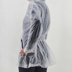 Rain parka jacket