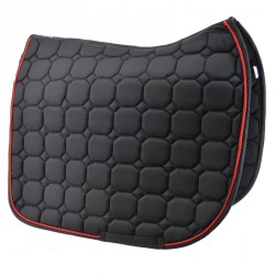 Black saddle pad - Dressage