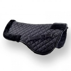 Synthetic sheepskin Half Pad