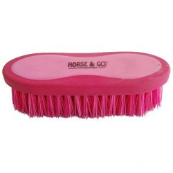 Grooming brush soft touch