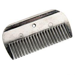 Flat mane comb