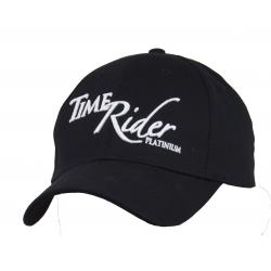 Casquette Time Rider Platinium