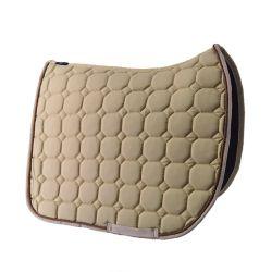 Beige dressage saddle pad Time Rider