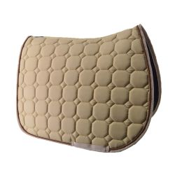 Beige Saddle pad Time Rider