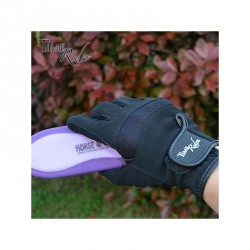 Suede gloves TRg 03