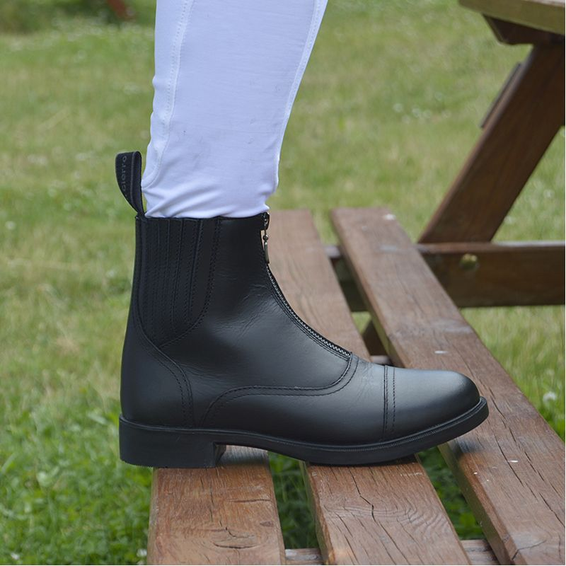 Boots with zip Excellence