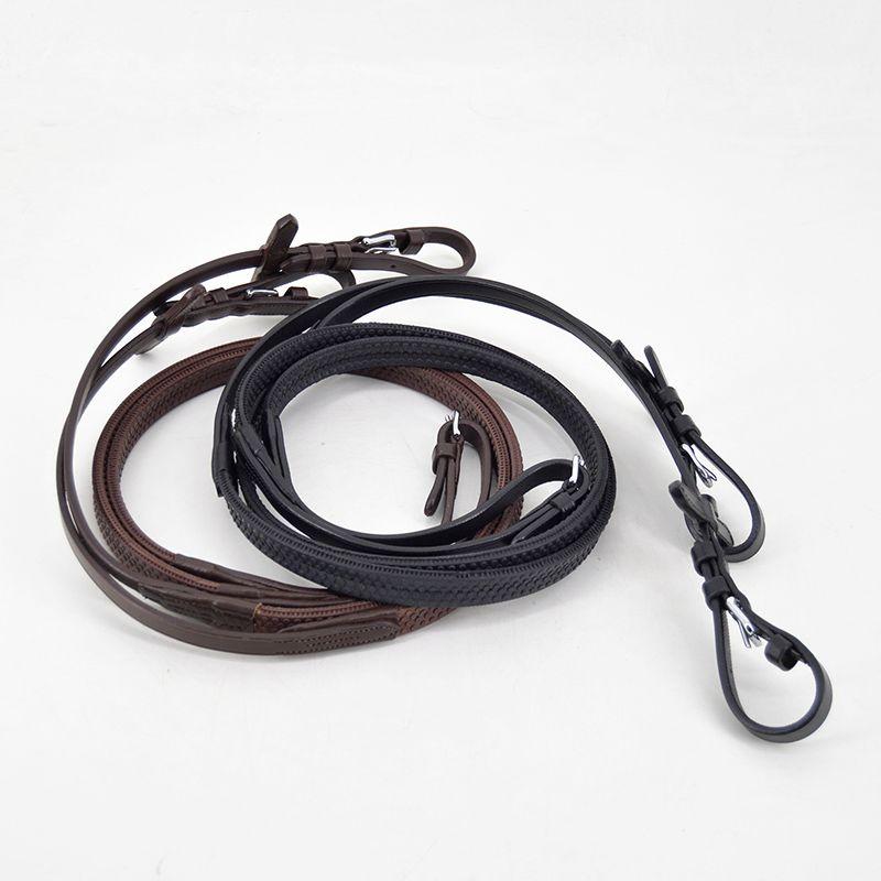 16mm rubber reins