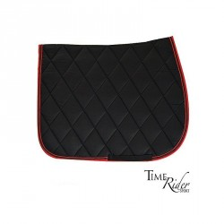 Black saddle pad - Jumping...