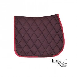 Brown saddle pad - Jumping...