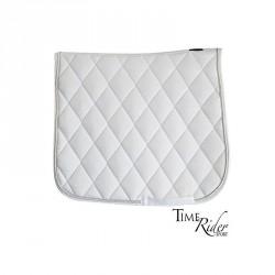 White saddle pad - Dressage...