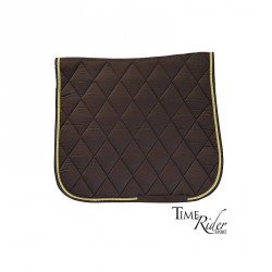 Brown saddle pad - Dressage...