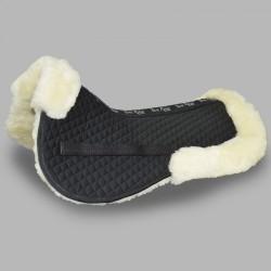 Sheepskin half pad